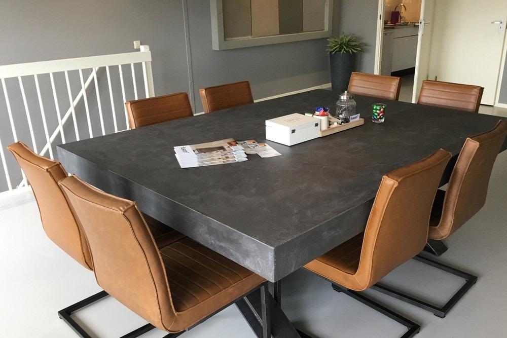 Populair Betonlook meubels - Stucfinder realiseert het voor u! &DU84
