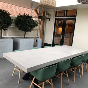 Betonlook tafel